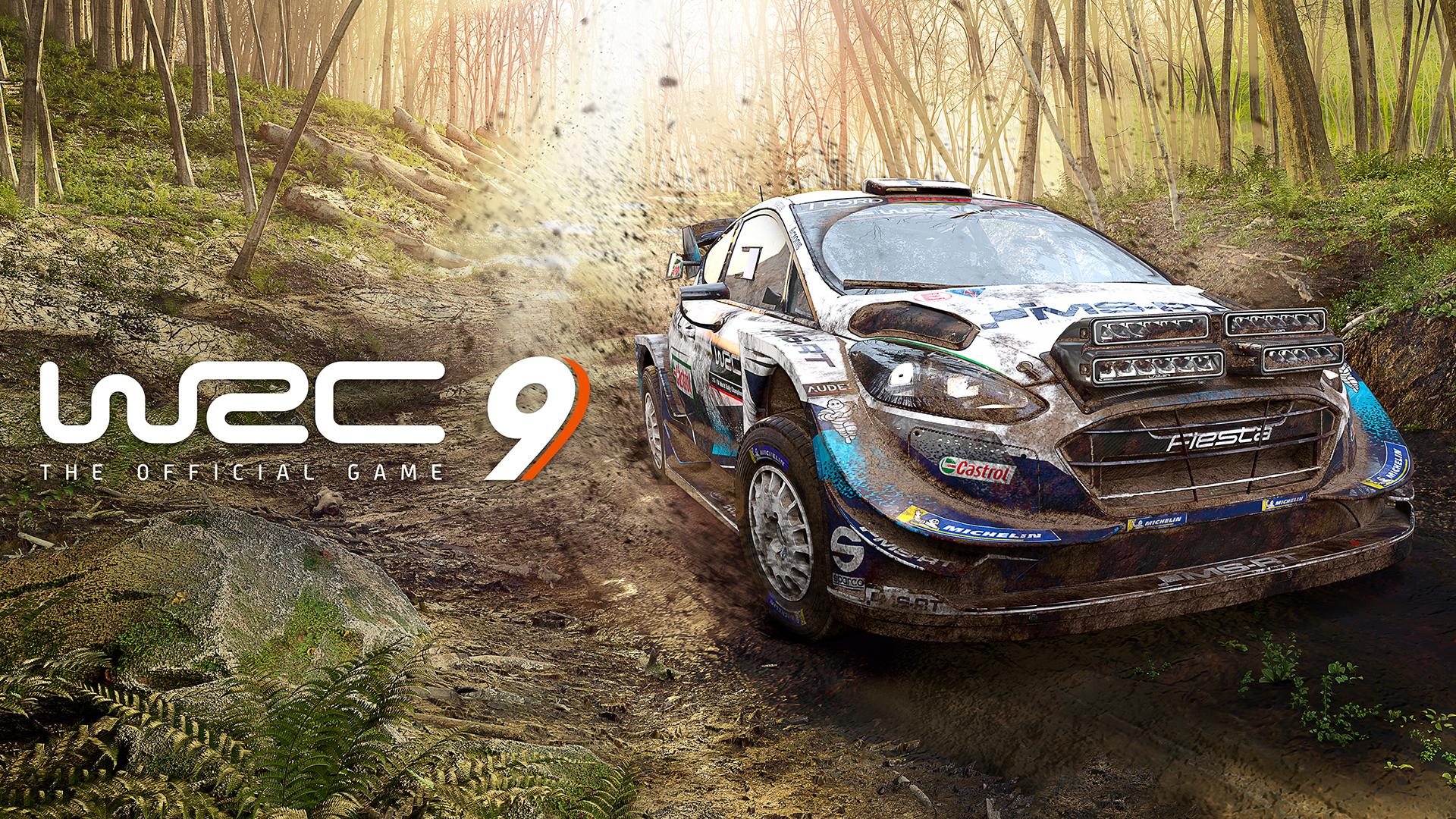 WRC 9 dévoile son édition  Deluxe et son bonus de précommande !!!