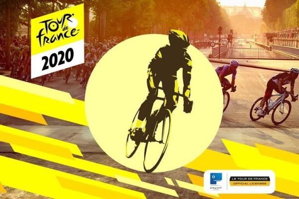 Le Tour de France 2020 débarque enfin sur IOS et Android !!