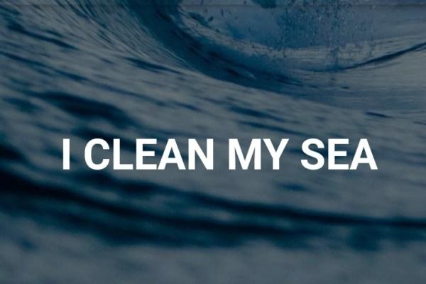 I Clean My Sea, la première app qui permet de signaler les plastiques en Mer
