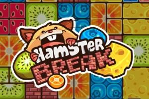 Hamster Break est le nouveau jeu mobile  super mignon qui rend accro !!