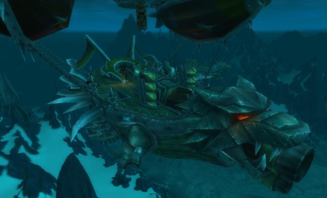Orgrim's Hammer (2)