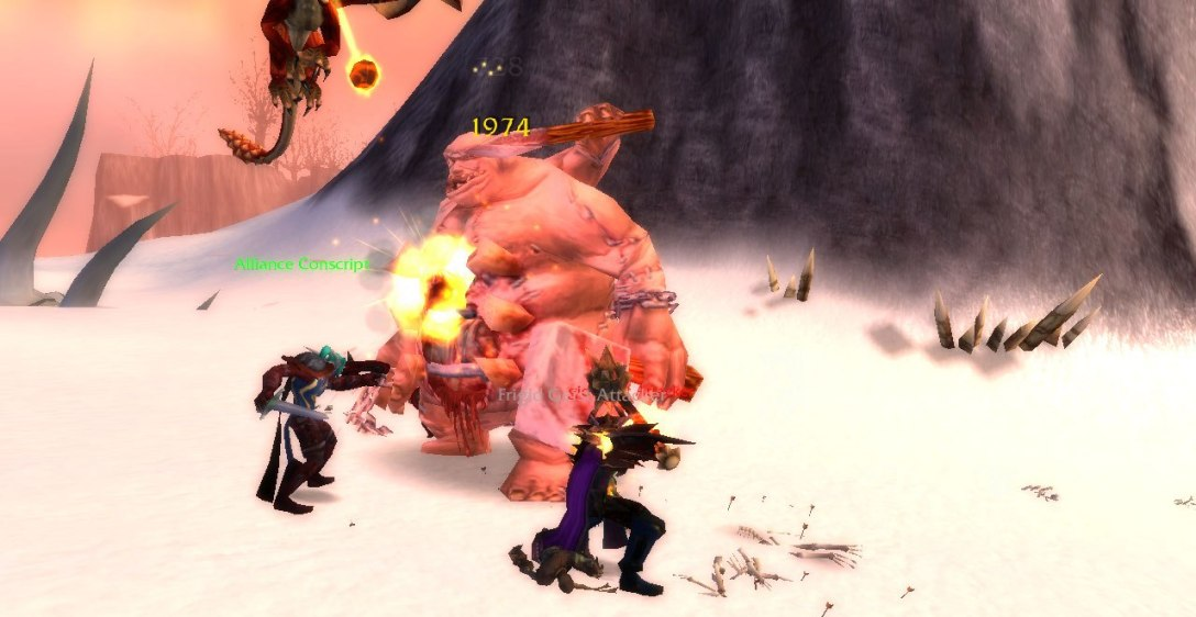 Heated Battle (3)
