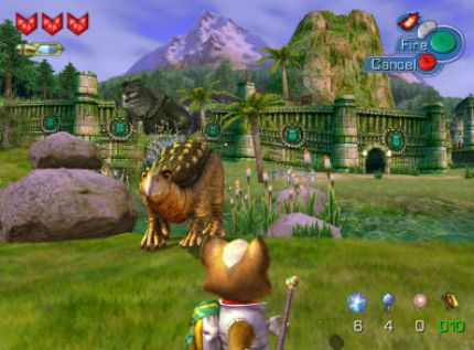 Star Fox Adventures for Nintendo Gamecube Video game facts