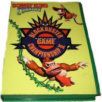Donkey Kong Country Competition Rare video game