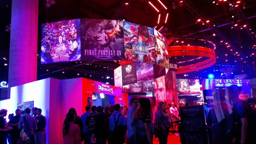 My First time E3 Recap. This was an amazing video game experience.
