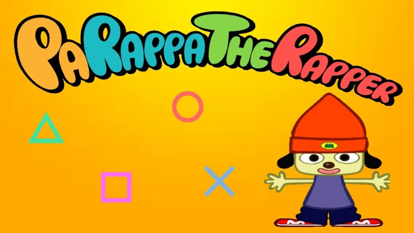 Parapper the rapper remastered for ps4 video game