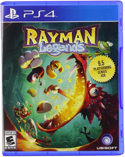 Rayman legends best game for beginners