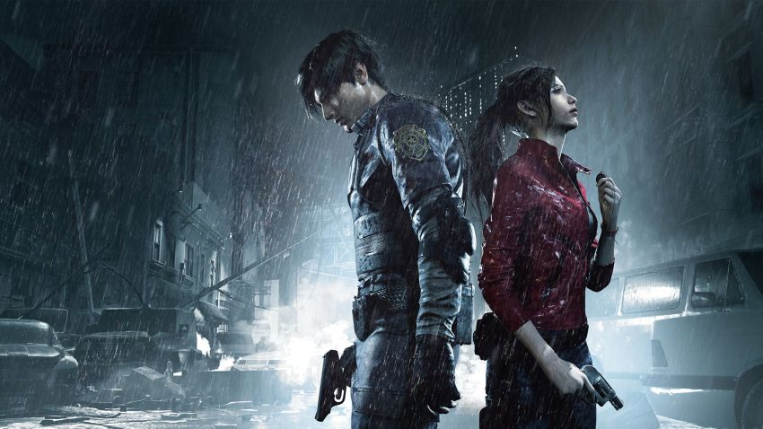 Resident evil video game for couples
