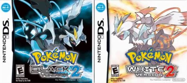 Pokémon Black White