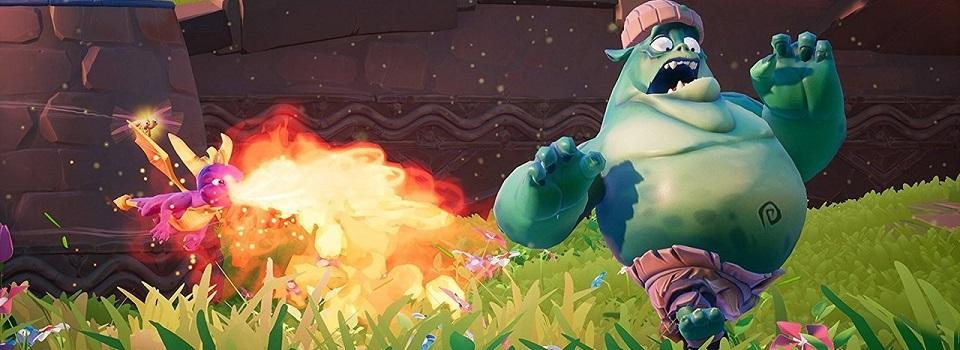 Spyro Reignited Trilogy To Release September 21 Gamerz Unite