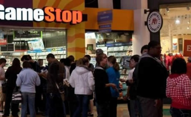 Gamestop Stores Hosting Ps4 Midnight Launch Events