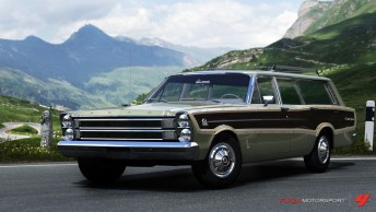 forza-motorsport-4-1966-ford-country-squire-163854 Forza Motorsport 4: Le march pirelli car pack en video