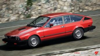 forza-motorsport-4-1986-alfa-romeo-gtv-6-163856 Forza Motorsport 4: Le march pirelli car pack en video