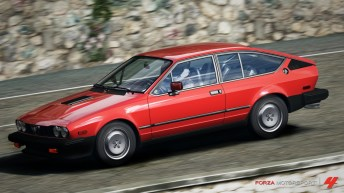 forza-motorsport-4-1986-alfa-romeo-gtv-6-163856 Forza Motorsport 4: Le march pirelli car pack en video