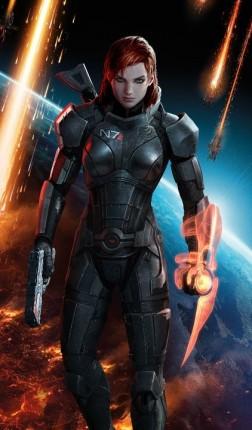 mass-effect-shepard-feminin Mass effect 3: Shepard au féminin