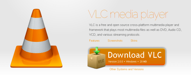 screenshot.552 VLC: Video Lan passe la seconde!