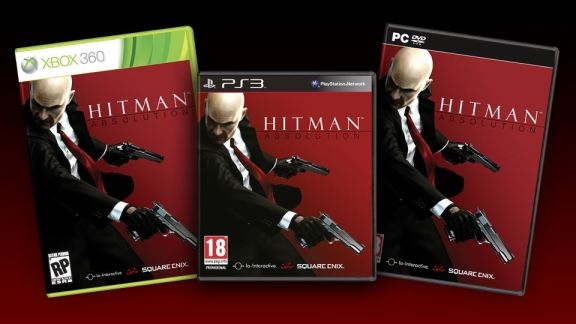Hitman-absolution-cover Hitman Absolution : La cover dévoilée