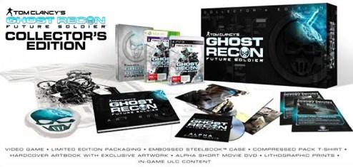 edition-collector-ghost-reecon Ghost Recon : Futur Soldier: Un collector est prévu