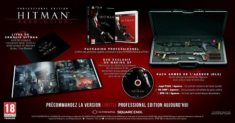 hitman-absolution-professionnal-edition-preco Hitman: Absolution: L'edition collector