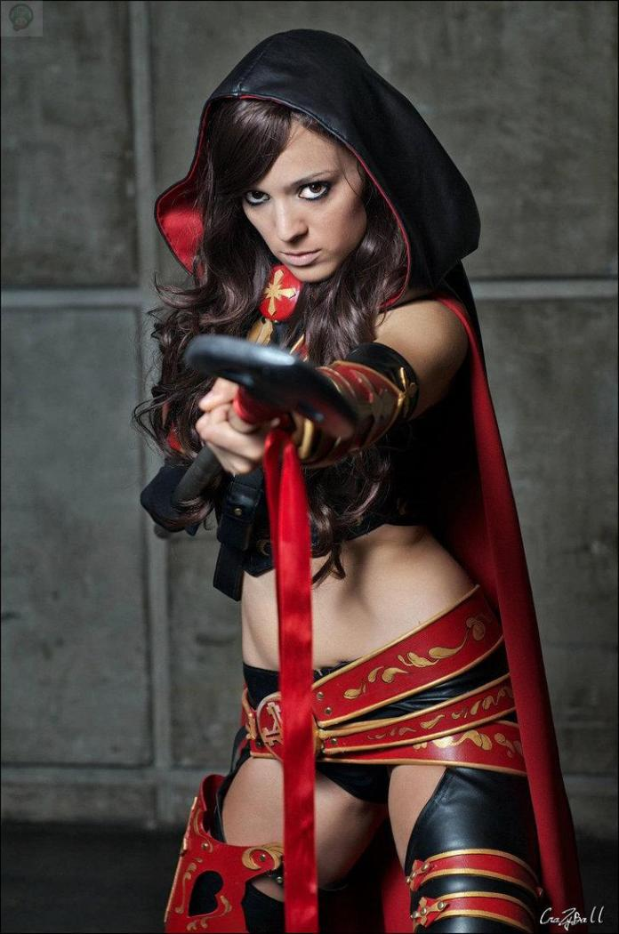 magdalena_by_crazyball_by_illyne-d57jfpe Cosplay - Magdalena #22