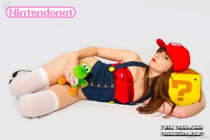 sexy_super_mario_cosplay_by_nintendonat-d5tjcr2 Cosplay - Sexy Mario #15