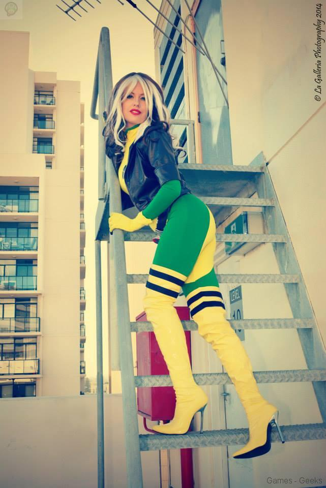 games-geeks-Lady-Jaded-Rogue-In-The-City10343671_594675223983372_1261488239479737391_n Cosplay - XMen - Rogue #32