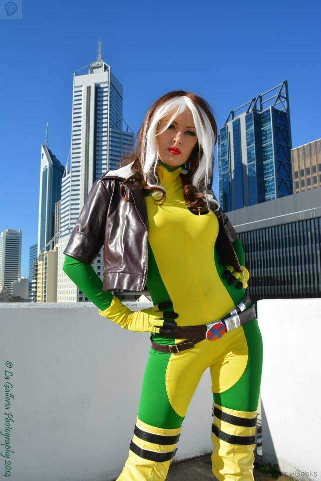 games-geeks-Lady-Jaded-Rogue-In-The-City10422417_594674967316731_2414588332451668945_n Cosplay - XMen - Rogue #32