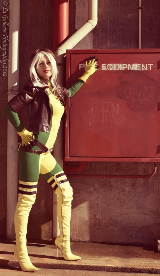 games-geeks-Lady-Jaded-Rogue-In-The-City10480145_594675153983379_7538019593816438511_n Cosplay - XMen - Rogue #32