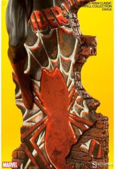 marvel-spider-man-classic-polystone-statue-7 Figurine : SpiderMan