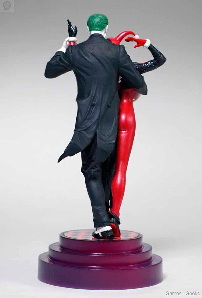 statuette-joker-harley-quinn-03 Figurine : Le Joker et Harley
