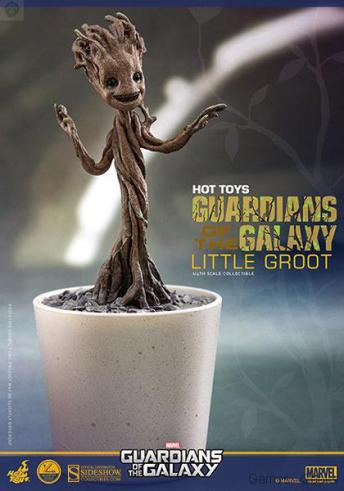 902300_press02 Figurine - Baby Groot - Gardiens de la galaxie