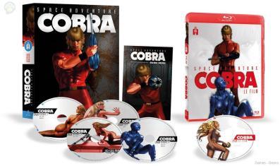 cobra-collector-2 Précommande - Space Adventure Cobra - Collector