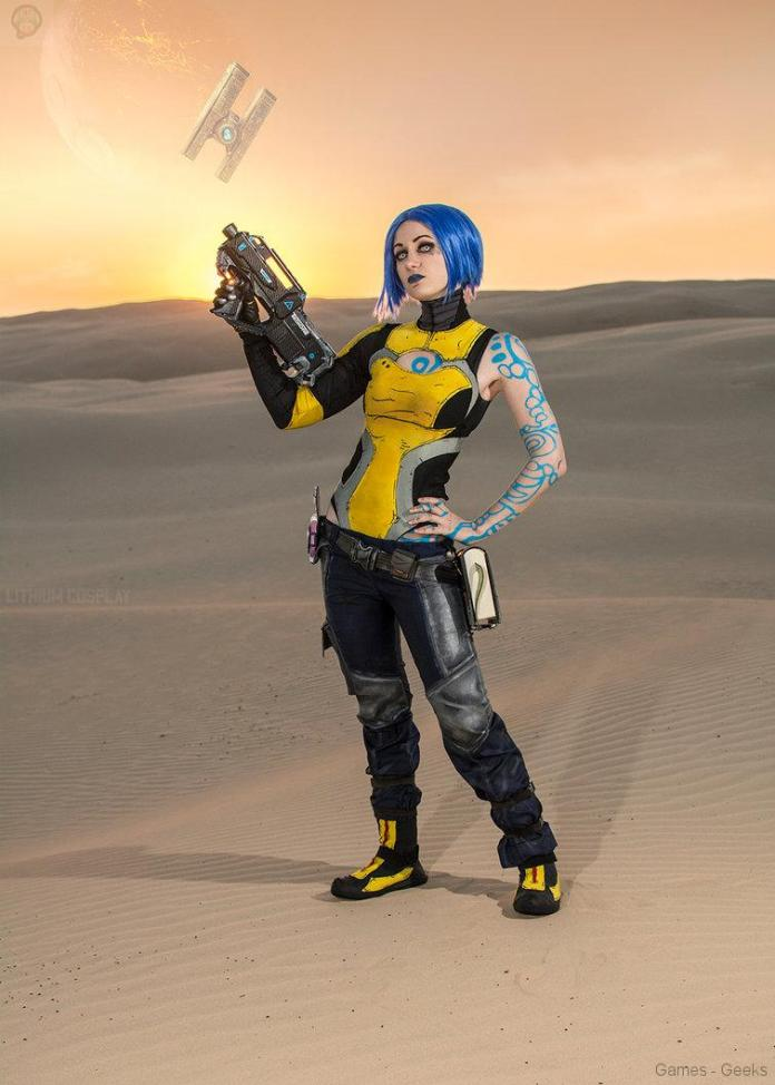 ever_fought_a_siren_before____maya___borderlands_2_by_lithium_toxide-d892116 Cosplay - Borderlands - Maya #38