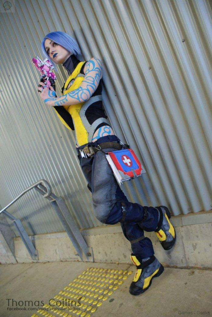 maya___who_s_next__by_lithium_toxide-d6gnk9x Cosplay - Borderlands - Maya #38