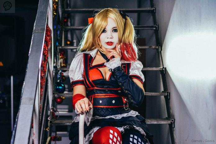 harley_quinn_by_13_melissa_salvatore-d8enn6y Cosplay - Harley Quinn #42