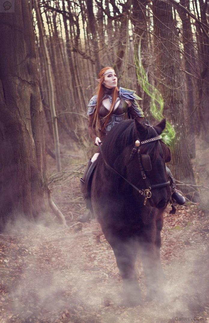 the_elder_scrolls_online_cosplay_by_emilyrosa-d8fgs1o Cosplay - The Elder Scrolls #46
