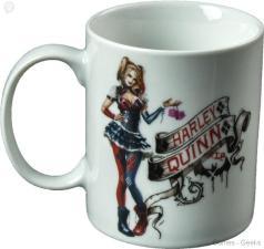 Batman-Arkham-Knight-Harley-Quinn-Mug Figurine et Goodies Harley Quinn