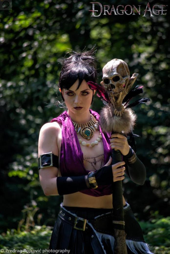 witch_of_the_wilds_by_ferasha-d7ss1zm Cosplay - Morrigan #58
