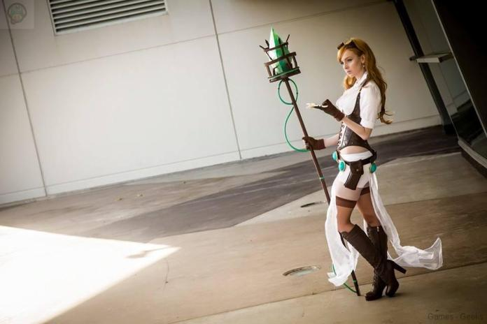11150238_1028992743820919_7797100081237010315_n Cosplay - League of Legends - Hextech Janna #82