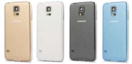 44239_Phone-Selection Test - Pack de protection pour Samsung Galaxy S5