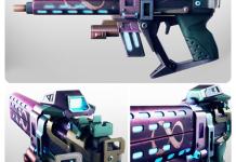 infinity gun
