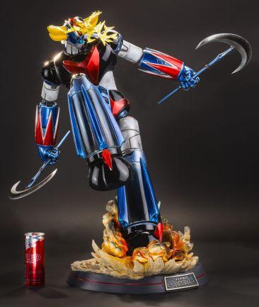 Grendizer-HQS-07 Une magnifique figurine en hommage à Goldorak