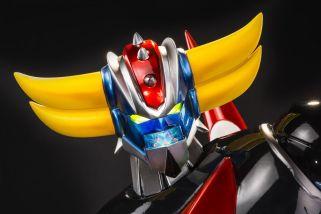 Grendizer-HQS-10 Une magnifique figurine en hommage à Goldorak
