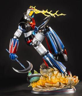 Grendizer-HQS-14 Une magnifique figurine en hommage à Goldorak