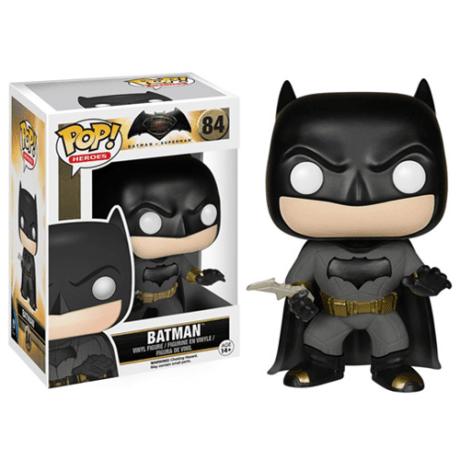 Batman-v-Superman-Dawn-of-Justice-Batman-Pop-Vinyl-Figure Figurine Funko: Nouvelle Sélection