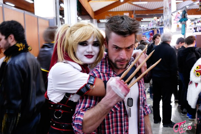 Toulouse-game-show-2015-25 Cosplay - Harley Quinn #100