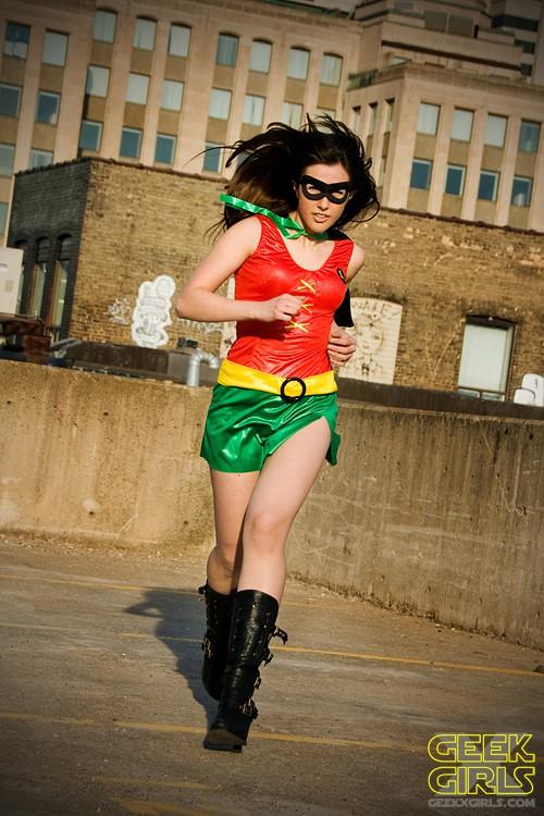 robin03 Cosplay - Robin sans Batman #102