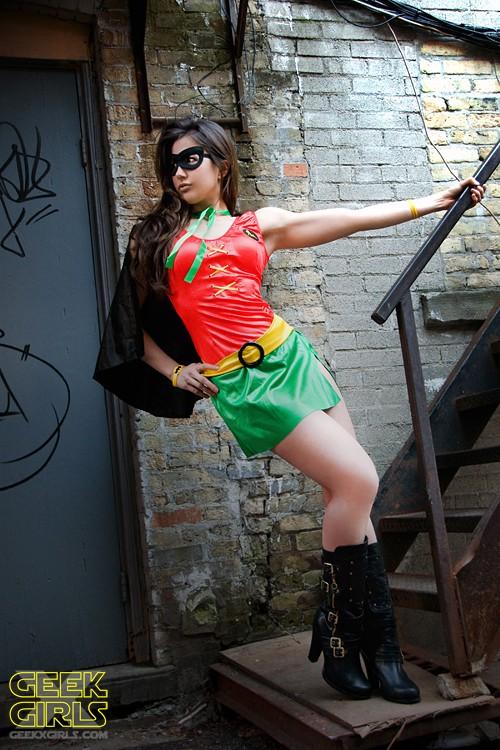 robin05 Cosplay - Robin sans Batman #102