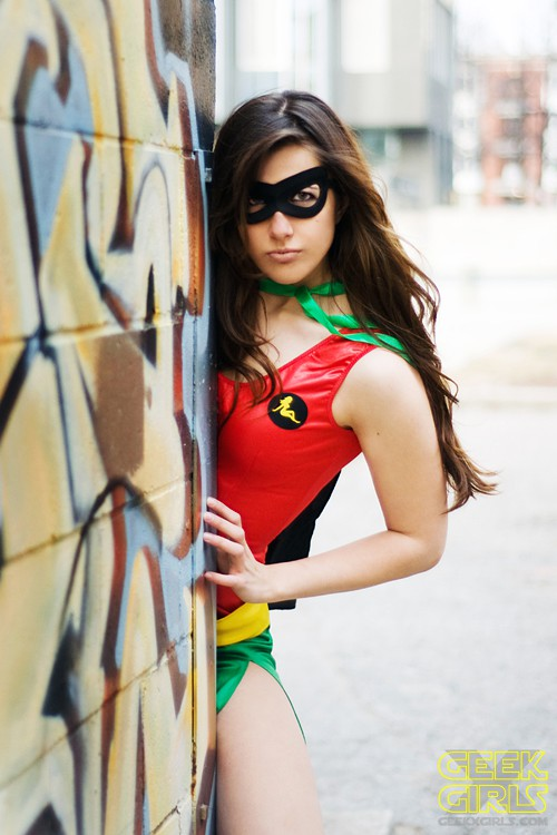 robin08 Cosplay - Robin sans Batman #102