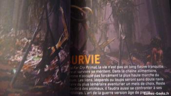 P1100293 Far Cry Primal - Unboxing de l'édition collector - PS4